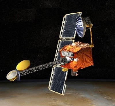 NASA/Mars Odyssey Spacecraft