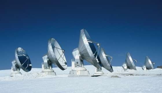 Plateau de Bure interferometer