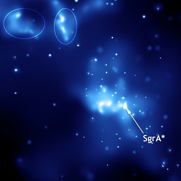 SGR A* NASA's Chandra X-Ray Observatory