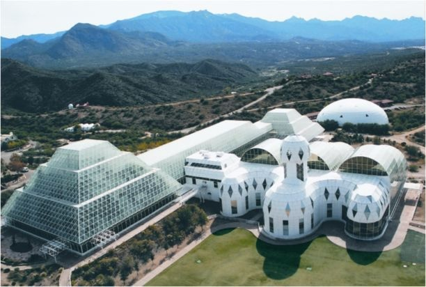 University of Arizona's Biosphere 2