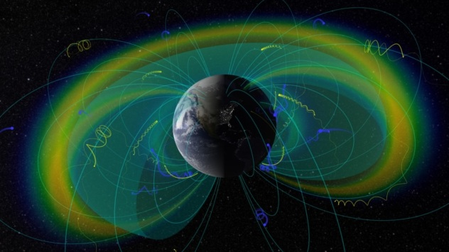 Van Allen Belts NASA GSFC