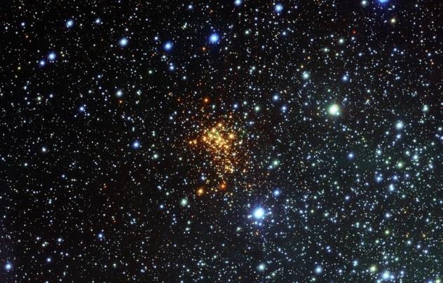 Westerlund 1 VLT Survey Telescope (VST) at ESO's Paranal Observatory
