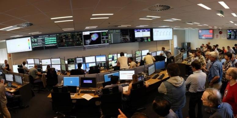 ALICE Run Control Center