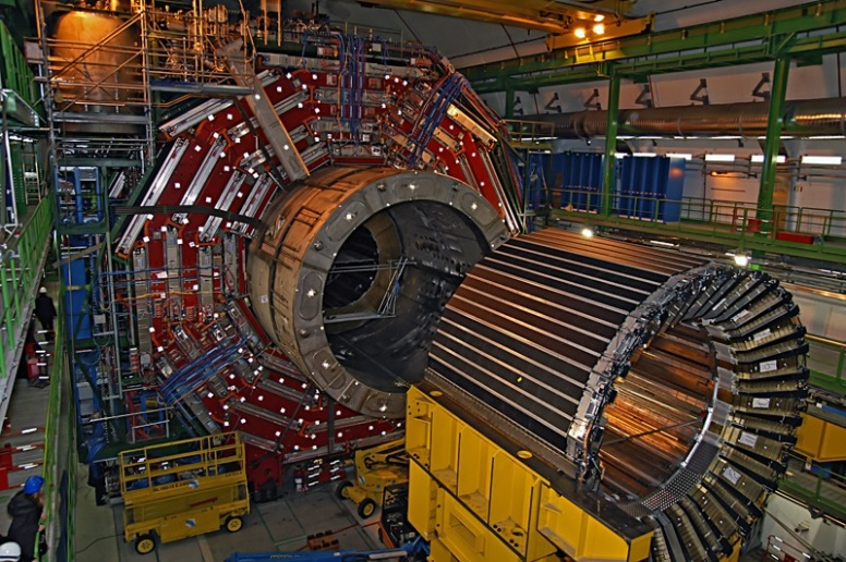 CERN CMS Detector