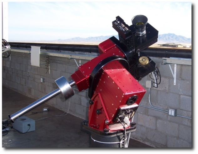 KELT Kilodegree Extremely Little Telescope at WINER Observatory in Arizona, USA c J.Peppe