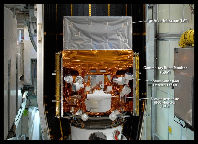 NASA Fermi Gamma-ray Space Telescope  Gamma-ray Burst Monitor (GBM)