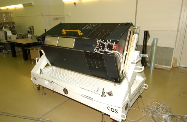 NASA Hubble Cosmic Origins Spectrograph