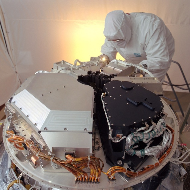 NASA Spitzer  Infrared Array Camera