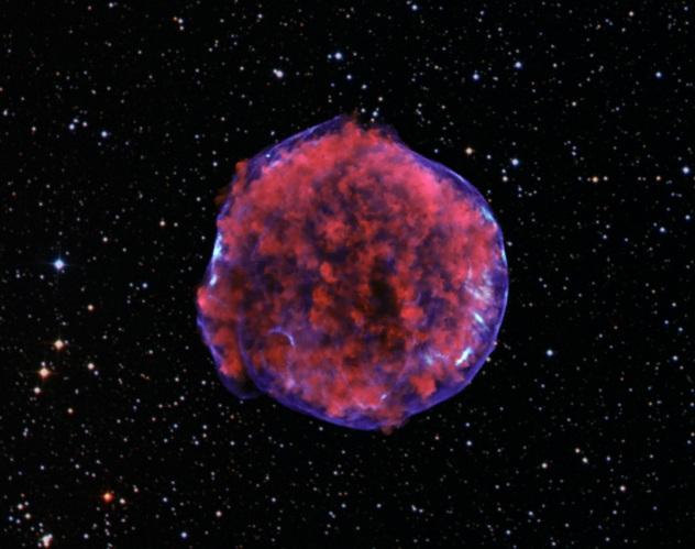 SN1006, NASA Chandra 2011