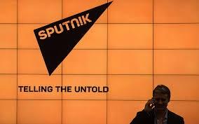 Sputnik International bloc