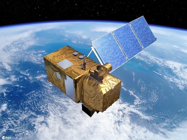 ESA Sentinel 2