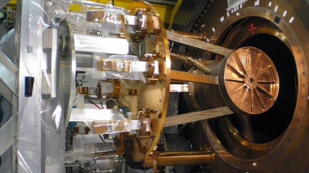 EXO-200 Enriched Xenon Observatory near Carlsbad, New Mexico