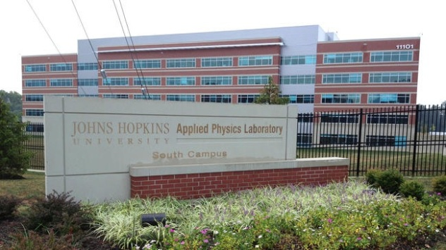 Johns Hopkins Applied Physics Lab Campus