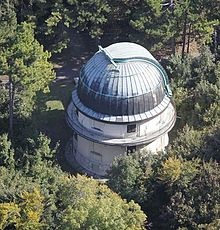 Konkoly Observatory at Piszkesteto Mountain Station, Hungary
