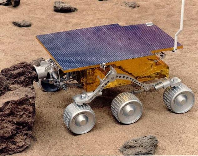 NASA Mars Pathfinder