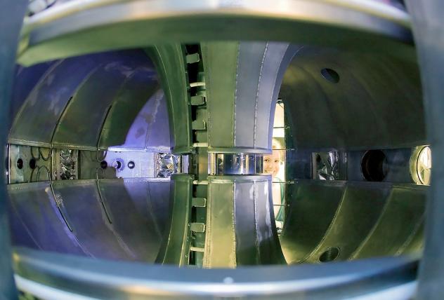 PPPL LTX Lithium Tokamak Experiment