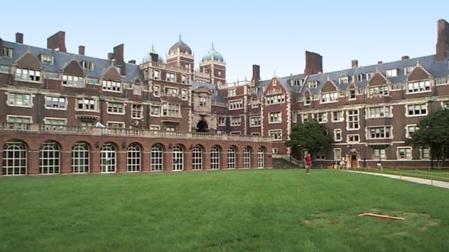 U Penn campus