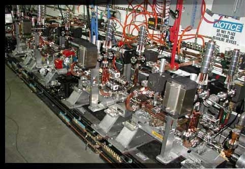 SLAC Next Linear Collider Test Accelerator (NLCTA)