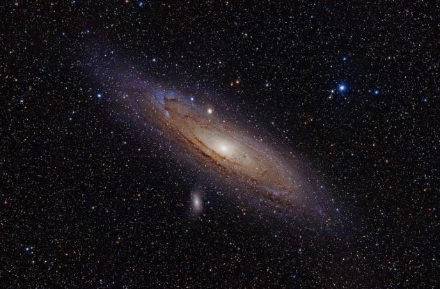 Andromeda Galaxy Adam Evans