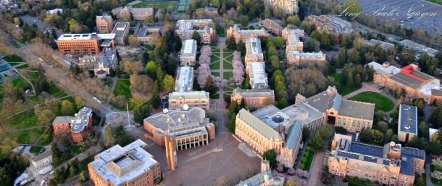 u-washington-campus