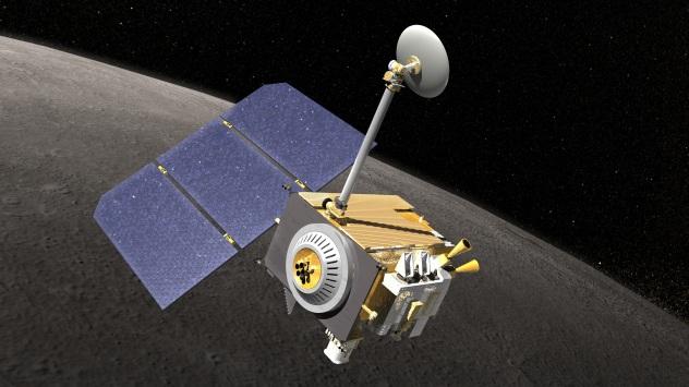 NASA/Lunar Reconna