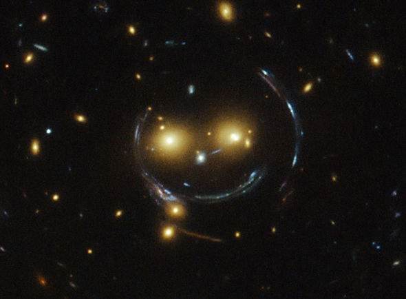 Gravitational Lensing NASA/ESA