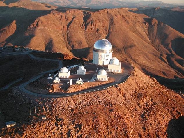 CTIO  Cerro Tololo Inter-American Observatory