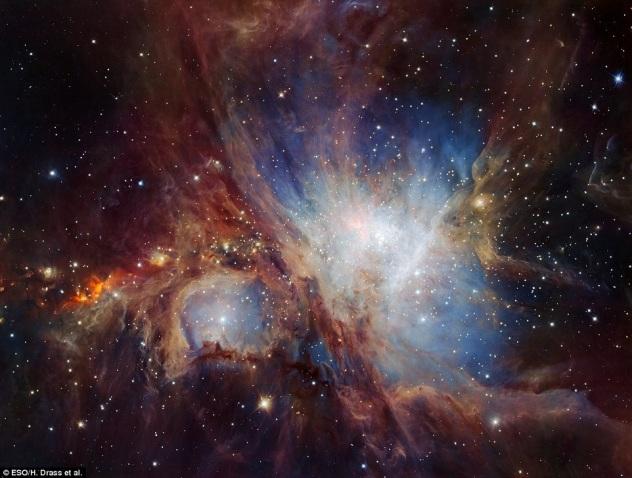 Orion Nebula VLT