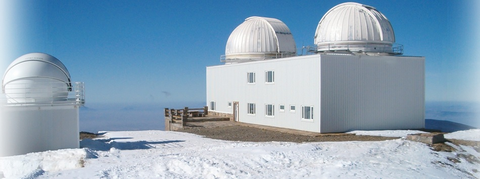 SNO Sierra Nevada Observatory Is A High Elevation Observatory - How high above sea level am i