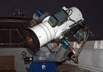 "<a href=""https://www.eso.org/sci/facilities/paranal.html"">TAROT telescope at Cerro Paranal, 2,635 metres (8,645 ft) above sea level.<a/>"