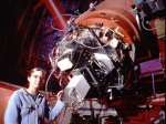 """<a href=""""http://ucsd.edu/""""> Shelley Wright of UC San Diego with (US) NIROSETI, developed at U Toronto Dunlap Institute for Astronomy and Astrophysics (CA) at the 1-meter Nickel Telescope at Lick Observatory at UC SantaCruz</a>"""