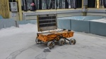 the indian chandrayaan 2 rover onearth