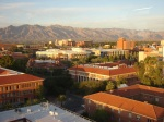 U Arizona campus