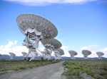 """<a href=""""http://www.nrao.edu/"""">National Radio Astronomy Observatory(US)Karl G Jansky Very Large Array located in central New Mexico on the Plains of San Agustin, between the towns of Magdalena and Datil, ~50 miles (80 km) west of Socorro. The VLA comprises twenty-eight 25-meter radiotelescopes.</a>"""