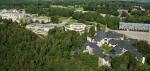 Liege University campus