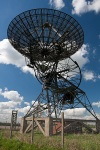 Mullard Radio Astronomy Observatory (MRAO) One-Mile Telescope at the operated by CambridgeUniversity